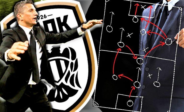Λουτσέσκου: «Είμαι αφοσιωμένος στον ΠΑΟΚ, στόχος μας το νταμπλ» | tovima.gr
