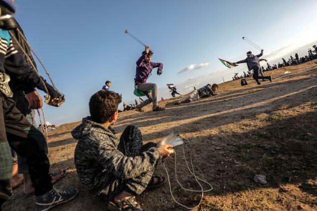 Ισραήλ κατά Χαμάς για επίθεση με ρουκέτα – Στέλνει ενισχύσεις στη Γάζα   tovima.gr