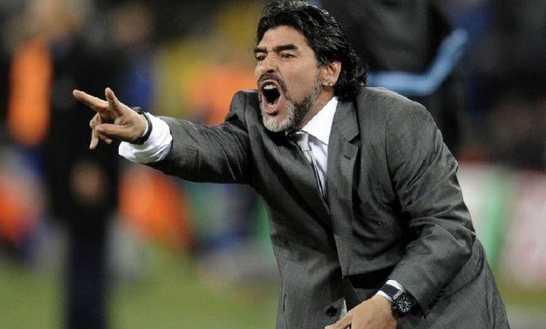 Μαραντόνα: «Ποιος ηλίθιος πίστευε ότι η Αργεντινή θα κερδίσει την Βενεζουέλα;»   tovima.gr