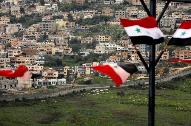 Υψίπεδα Γκολάν: Οι χώρες του Κόλπου καταδίκασαν την αναγνώριση της ισραηλινής κυριαρχίας από τις ΗΠΑ   tovima.gr