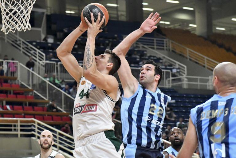 Μαυροειδής : «Τελικός με Πανιώνιο, μακάρι να κάνει το repeat η ΑΕΚ» | tovima.gr