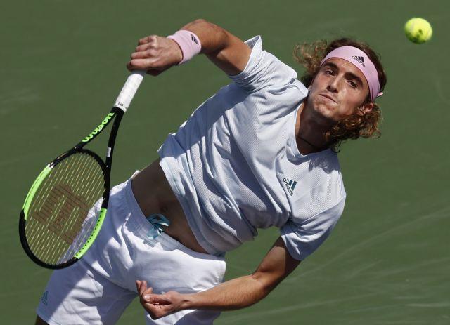 Τσιτσιπάς : Στους «16» του Miami Open και μια ανάσα από το Νο8! | tovima.gr
