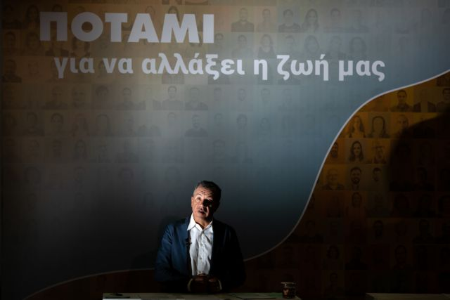 Ο Γιώργος Κακλίκης στο ευρωψηφοδέλτιο του Ποταμιού | tovima.gr