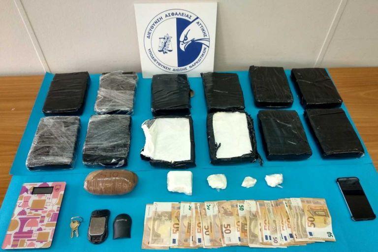 Συνελήφθη 34χρονος γιατί κατείχε πάνω από 13 κιλά κοκαΐνη | tovima.gr