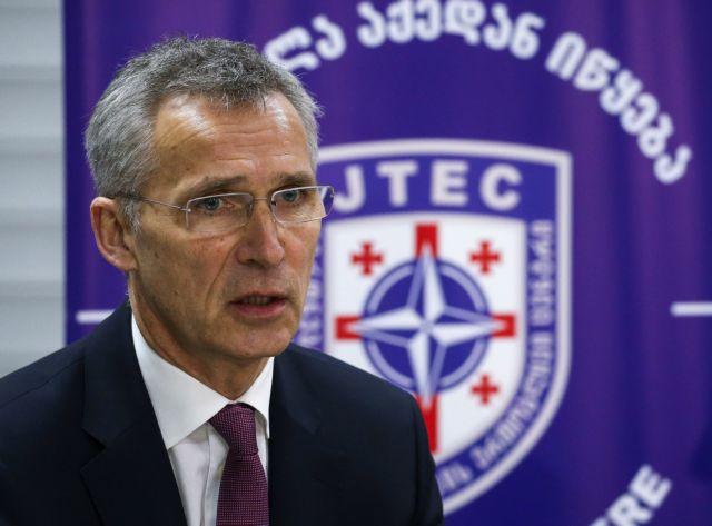 NATO: Παράταση μέχρι το 2022 στη θητεία του Στόλτενμπεργκ | tovima.gr