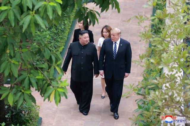 Βόρεια Κορέα : Θα συνεχιστούν οι «παραγωγικές συνομιλίες» Κιμ και Τραμπ | tovima.gr