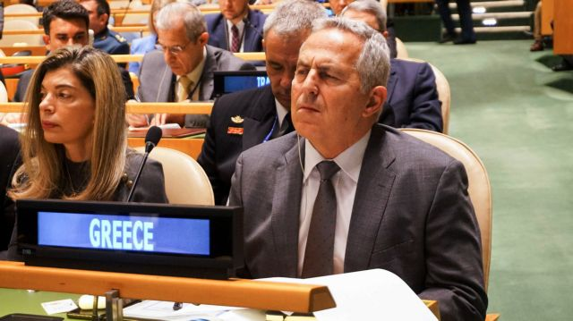 Αποστολάκης : Προειδοποίηση στην ειρηνευτική δύναμη του ΟΗΕ | tovima.gr