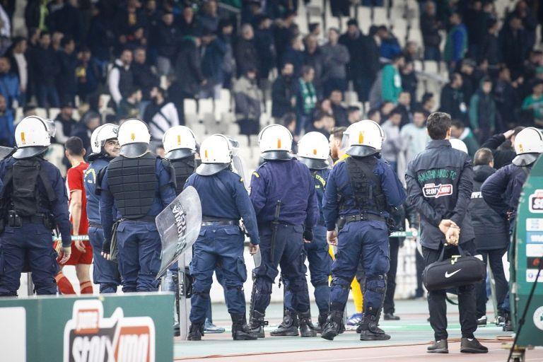 Την Τετάρτη (3/4) εκδικάζεται η έφεση του Ολυμπιακού για το ντέρμπι   tovima.gr