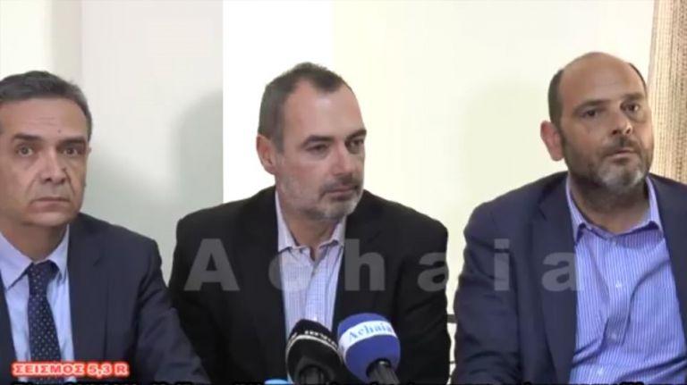 ΝΔ: Παρουσίαζαν το πρόγραμμα για την υγεία και… σσίστηκε ο κόσμος | tovima.gr