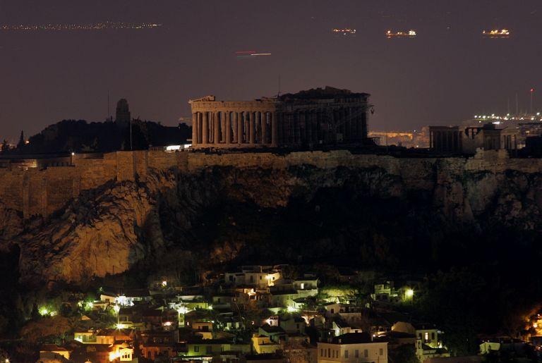 Η Αθήνα απόψε σβήνει τα φώτα για την «Ωρα της Γης» | tovima.gr