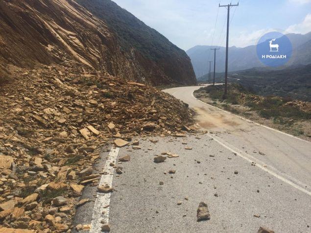 Kακοκαιρία: Σε κατάσταση έκτακτης ανάγκης Κάρπαθος και Κάσος | tovima.gr