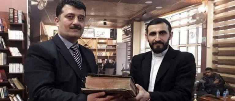 Ιράκ: Βρέθηκε αντίγραφο Ευαγγελίου γραμμένο στα Ελληνικά | tovima.gr