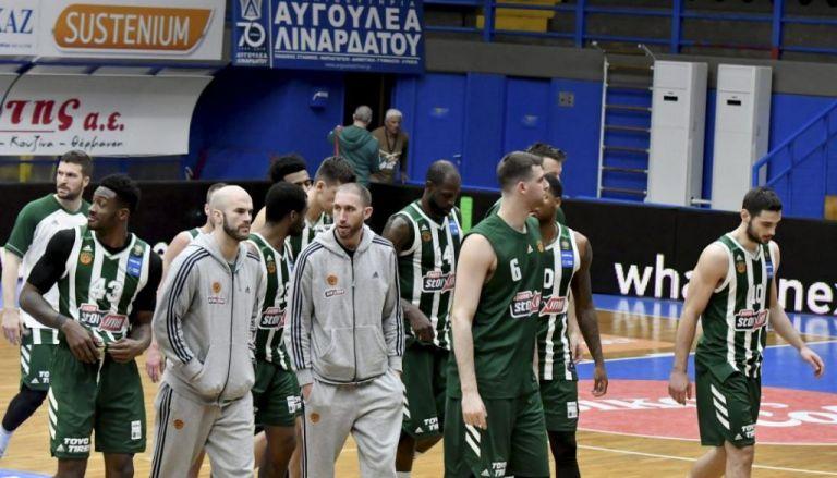 Το εντυπωσιακό ρεκόρ του Παναθηναϊκού έσπασε στο Περιστέρι | tovima.gr