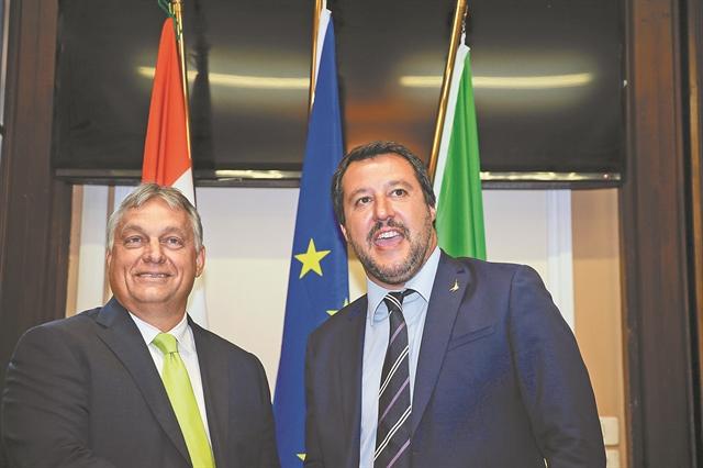 Το αγκάθι Ορμπαν και τα διλήμματα της ευρωπαϊκής Κεντροδεξιάς | tovima.gr