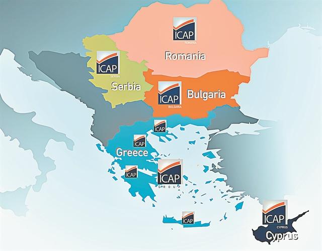 Η Global Finance πουλάει την ICAP | tovima.gr