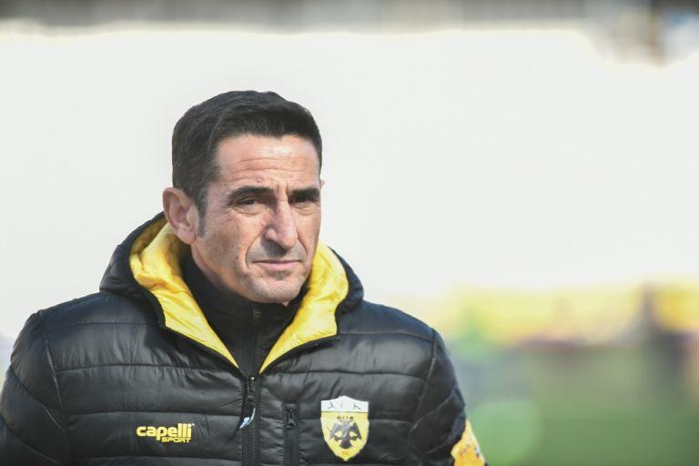 Τρίτος σε αγώνες στον πάγκο της ΑΕΚ ο Μανόλο Χιμένεθ | tovima.gr