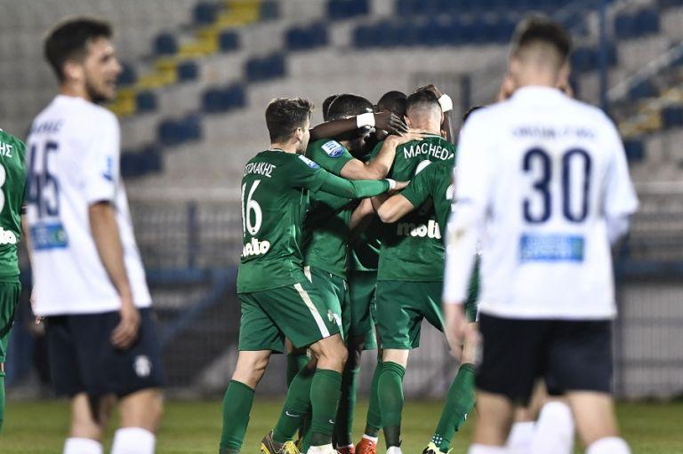 Απόλλωνα Σμύρνης – Παναθηναϊκός: Τα γκολ και οι φάσεις της Ριζούπολης (vid) | tovima.gr