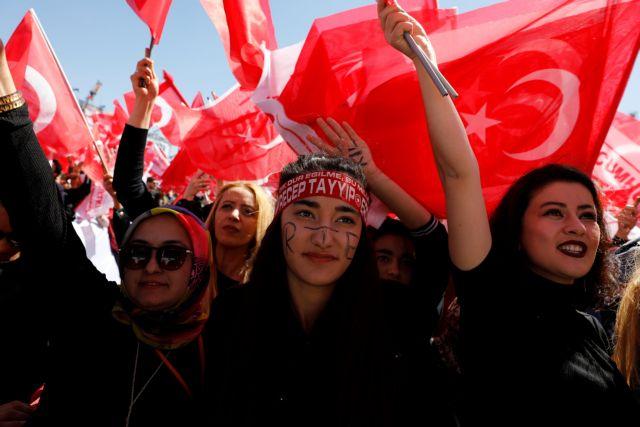 Τουρκία εκλογές: Παρατυπίες στην Άγκυρα καταγγέλλει ο υποψήφιος του Ερντογάν | tovima.gr