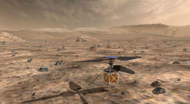 Πλανήτης Αρης: Επιβεβαιώθηκε η ύπαρξη μεθανίου | tovima.gr