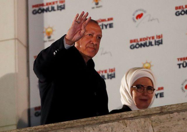 Economic jitters as Erdogan suffers stinging defeat | tovima.gr