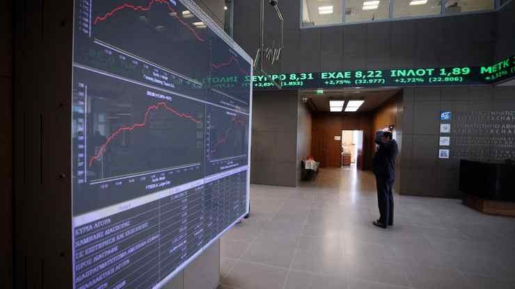 Τραπεζικό άλμα στο Χ.Α – Πάνω από τις 740 μονάδες ο ΓΔ | tovima.gr