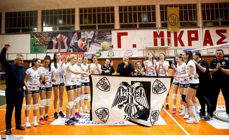 Στην Α1 Γυναικών πρώτη φορά ο ΠΑΟΚ   tovima.gr