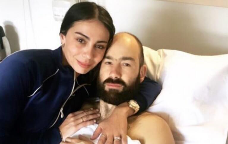 «Σιδερένιος» ο Σπανούλης μετά την επιτυχημένη επέμβαση στο Metropolitan Hospital | tovima.gr