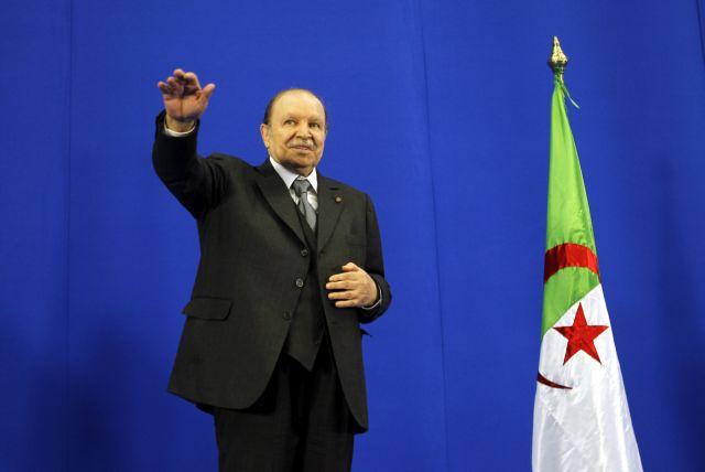 Αλγερία: Παραιτήθηκε ο πρόεδρος Μπουτεφλίκα | tovima.gr