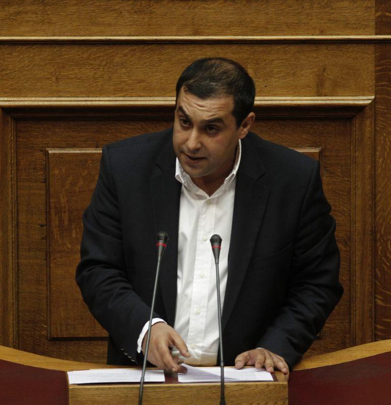 Κατσαφάδος για ΚΑΣ: Η κυβέρνηση έχει αποφασίσει να υλοποιήσει ένα αντιαναπτυξιακό σχέδιο | tovima.gr