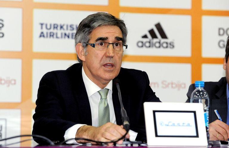 Αλλαγή που φέρνει τα πάνω κάτω στο μπάσκετ σχεδιάζει ο Μπερτομέου | tovima.gr