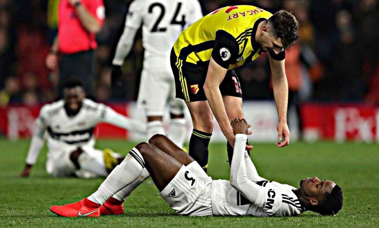Premier League : Η Γουότφορντ έσφιξε τη θηλιά της Φούλαμ | tovima.gr