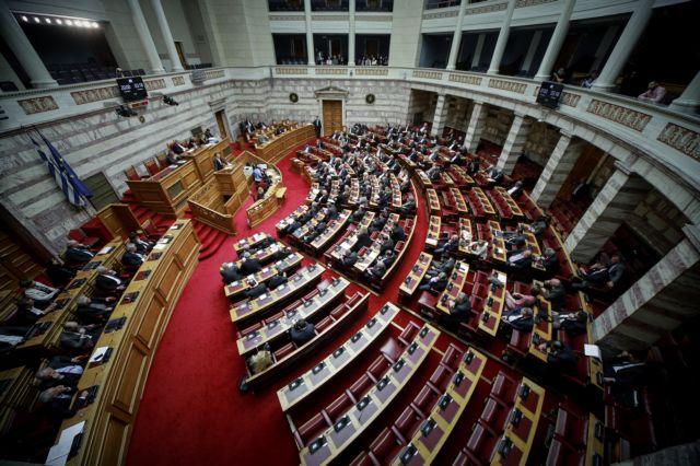 Εν μέσω έντασης ψηφίστηκε το νομοσχέδιο για την ΕΕΔΑ   tovima.gr