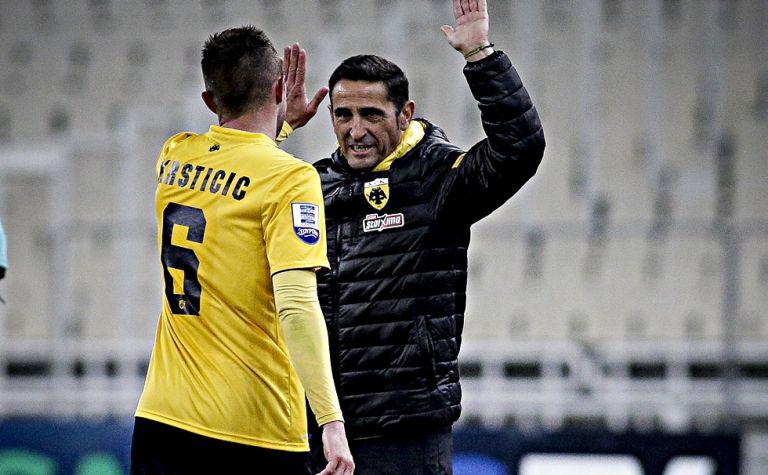 Χιμένεθ: «Το ποδόσφαιρο είναι τακτική, έπρεπε να… ανοίξουμε το γήπεδο» | tovima.gr