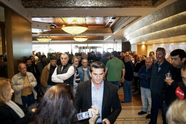 «Πόλεμος» ΠΑΜΕ – ΓΣΕΕ : Αλληλοκατηγορίες για τα επεισόδια στη Ρόδο | tovima.gr