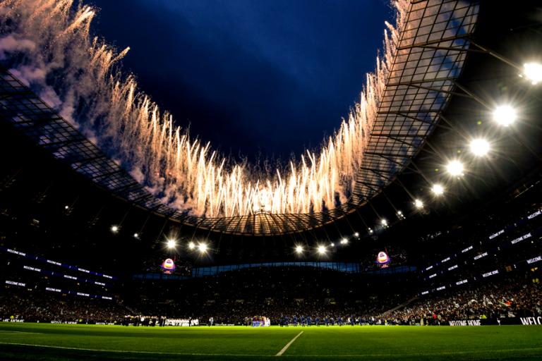 Συγκλονιστικό το νέο γήπεδο της Τότεναμ!   tovima.gr