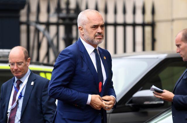 Tsipras, Rama discuss Albania's EU course, seizure of Greek properties in Himara | tovima.gr