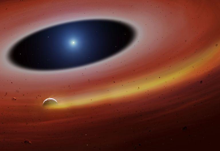 Ανακαλύφθηκε «πτώμα» εξωπλανήτη σε αποσύνθεση γύρω από ένα νεκρό άστρο | tovima.gr