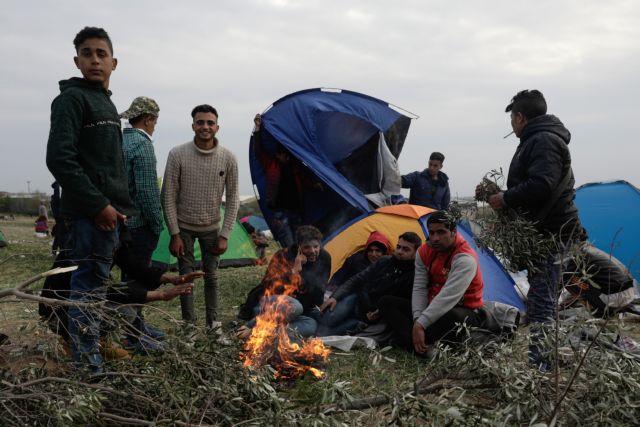 Διαβατά: Σε απελπισία οι πρόσφυγες | tovima.gr