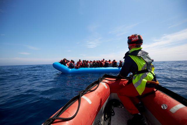 Ιταλία: Δεν αποβιβάζονται μόνα τους τα γυναικόπαιδα από πλοίο | tovima.gr