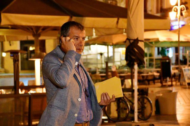 Θεοδωράκης: Μπορεί κάποιος να πει «όχι» στον κ. Τσίπρα ψηφίζοντας Ποτάμι | tovima.gr