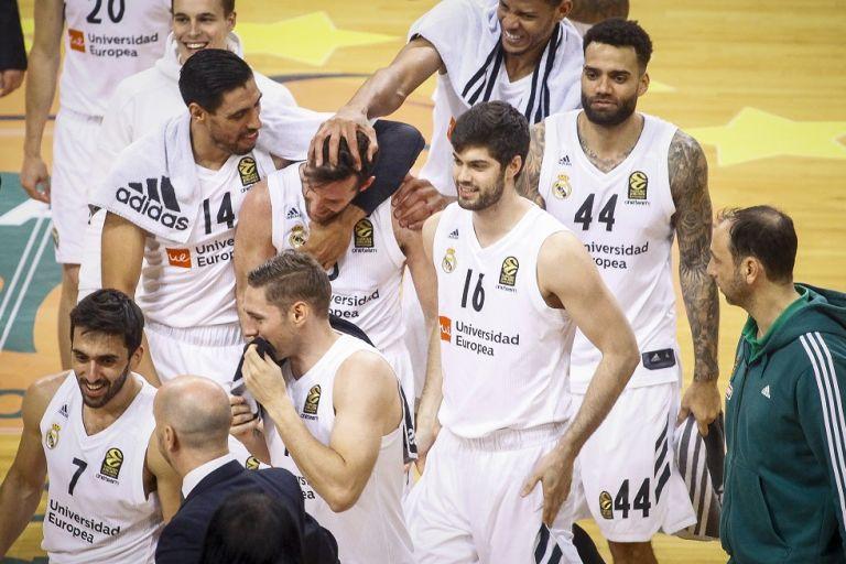Η Ρεάλ θυμήθηκε το τρίποντο του Ρούντι και τα… τρελά σουτ της ομάδας | tovima.gr
