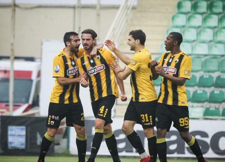 Μέσα σε δυο λεπτά έκανε την δουλειά η ΑΕΚ κόντρα στην Ξάνθη | tovima.gr
