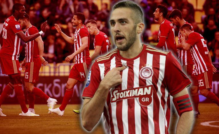 Εντυπωσιακός ο Ολυμπιακός στο Αγρίνιο (0-5) | tovima.gr