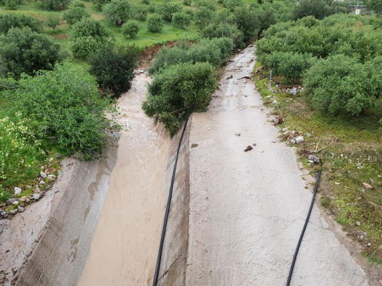 Κρήτη-κακοκαιρία:  Εικόνες καταστροφής για μία ακόμη φορά | tovima.gr