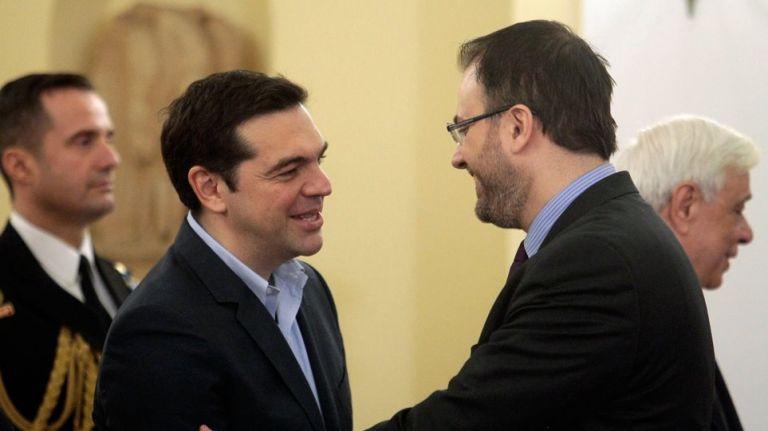 ΣΥΡΙΖΑ- ΔΗΜΑΡ: Το τηλεφώνημα, οι επιλογές και η προγραμματική διακήρυξη | tovima.gr