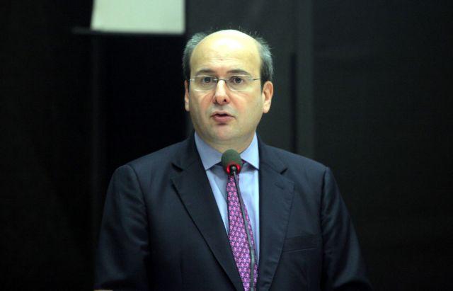 Χατζηδάκης: Ο κόσμος θέλει να απαλλαγεί από αυτή την κυβέρνηση | tovima.gr