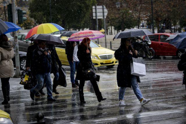 Καιρός: Συνεχίζονται οι καταιγίδες και την Τρίτη | tovima.gr