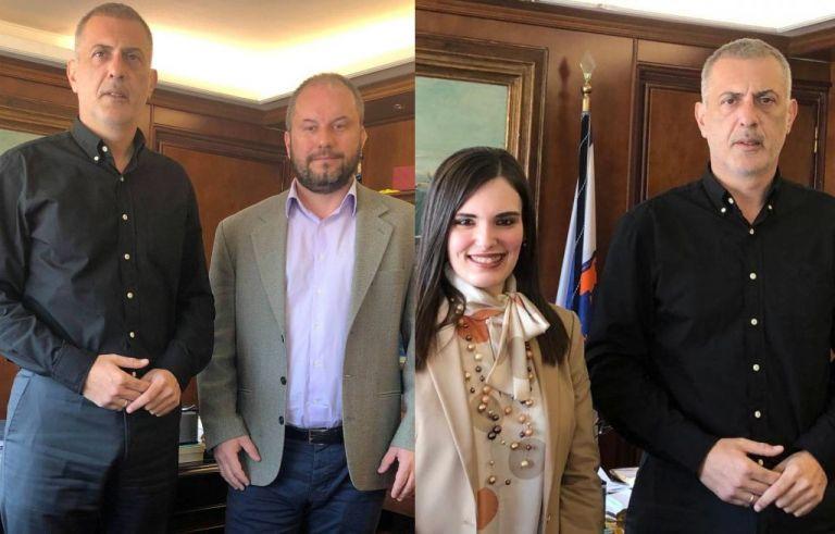 Δύο νέοι υποψήφιοι με τον Γιάννη Μώραλη και τον «Πειραιά Νικητή» | tovima.gr