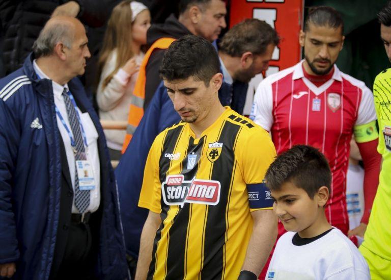Μάνταλος: «Περιμένουμε πως και πως τον τελικό για εκδίκηση με τον ΠΑΟΚ» | tovima.gr