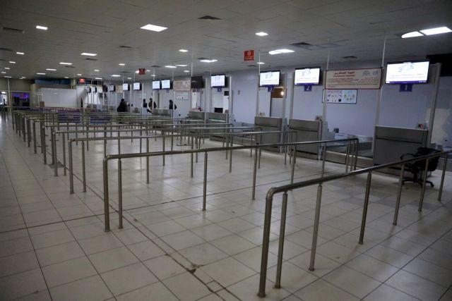 Ο Λιβυκός Εθνικός Στρατός έχασε τον έλεγχο του αεροδρομίου της Τρίπολης | tovima.gr